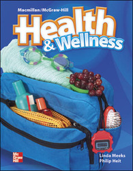 Health and Wellness, Grade 8, Student Edition
