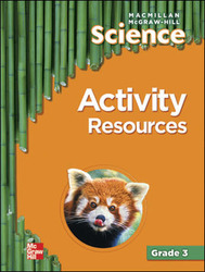 Macmillan/McGraw-Hill Science, Grade 3, Activity Resources BLM