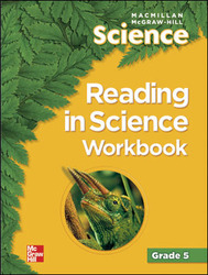 Macmillan/McGraw-Hill Science, Grade 5, Reading in Science Resources BLM