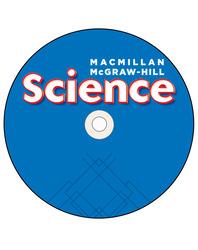 Macmillan/McGraw-Hill Science, Grade 1, Teacher Works CD-ROM