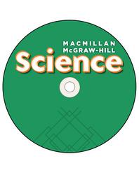 Macmillan/McGraw-Hill Science, Grade 3, Pupil Edition on Audio CD