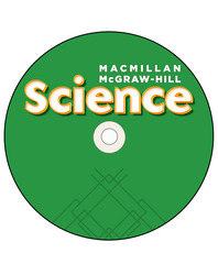 Macmillan/McGraw-Hill Science, Grade 5, Pupil Edition on Audio CD