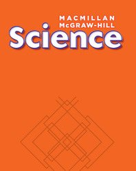 Macmillan/McGraw-Hill Science, Grade 4, Vocabulary Cards