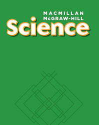 Macmillan/McGraw-Hill Science, Grade 5, Vocabulary Cards