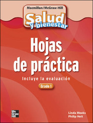 Macmillan/McGraw-Hill Health Spanish, Grade 1, Health Masters with Assessment