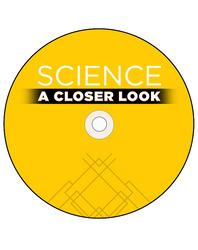 Science, A Closer Look, Grade K, Science Songs Audio CD