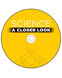 Science, A Closer Look, Grade K, Science Songs Audio CD