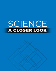 Science, A Closer Look, Grade 6, Reading and Writing in Science Teacher's Guide'