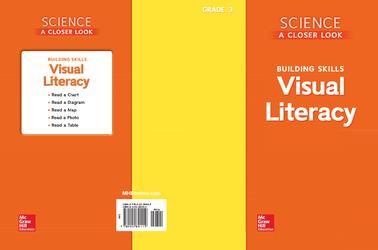 Science, A Closer Look, Grade 3, Visual Literacy Blackline Masters