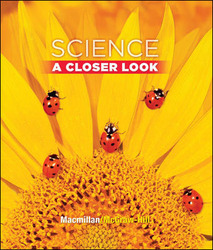 Science, A Closer Look, Grade 1, Student Edition