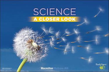 Science, A Closer Look, Grade K, Activity Flipchart