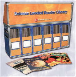 Science, A Closer Look Grade 1, Science Leveled Readers Deluxe Package (6 ea. of 48 titles)
