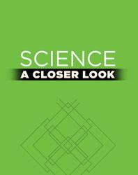 Science, A Closer Look, Grade Pre-K, Song Posters