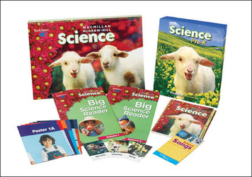 Macmillan/McGraw-Hill Science, Grade Pre-K, Science Package