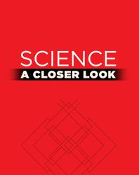 Science, A Closer Look Grade 1, Literature Big Book - Earth Science (Vol. 2)