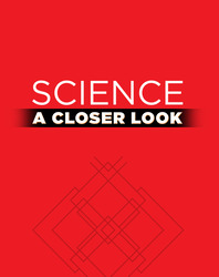 Science, A Closer Look Grade 1, Literature Big Book - Physical Science (Vol. 3)