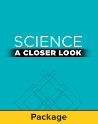 Science, A Closer Look, Grade 2, Grab 'n Go Activity Kit