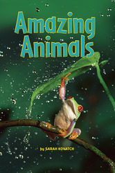 Science, A Closer Look Grade 1, Leveled Readers, Leveled Readers, Beyond, Amazing Animals (6 copies)