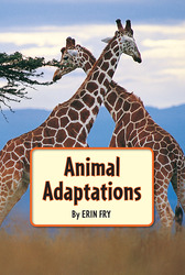 Science, A Closer Look, Grade 5, Leveled Readers, Beyond, Animal Adaptations (6 copies)