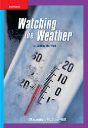 Science, A Closer Look, Grade 3, Watching the Weather (6 copies)