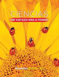 Science, A Closer Look, Grade 1,  Ciencias:  Un Vistazo Mas A Fondo: Spanish Student Edition (Libros del estudiante)