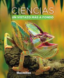Science, A Closer Look, Grade 4, Ciencias: Un Vistazo Mas a Fondo, Spanish Student Edition  (Libros del estudiante)