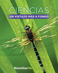 Science, A Closer Look, Grade 5, Ciencias: Un Vistazo Mas A Fondo: Spanish Student Edition  (Libros del estudiante)