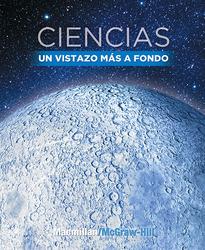 Science, A Closer Look, Grade 6, Un Vistazo Mas A Fondo: Spanish Student Edition  (Libros del estudiante)