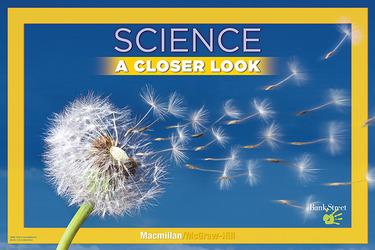 Science, A Closer Look, Grade K, Flipbook