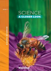 Science, A Closer Look, Grade 2, Earth Science Big Book