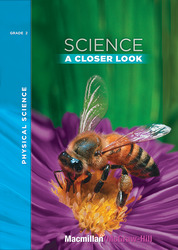Science, A Closer Look, Grade 2, Physical Science Big Book