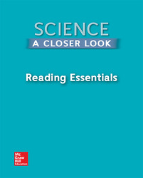 Science, A Closer Look, Grade 2, Reading Essentials