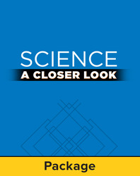 Science, A Closer Look, Grade 6,  Teacher Resource Package