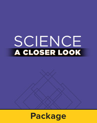 Science, A Closer Look, Grade 5, Teacher Edition Package (3 Volumes)