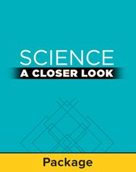 Science, A Closer Look, Grade 2, Unit Big Book Package (4 vols.)