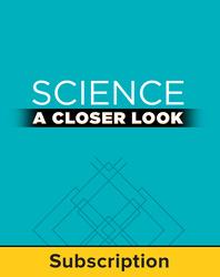 Science, A Closer Look Grade 2, Online Teacher Edition 2011 (6 year subscription)