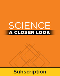 Science, A Closer Look, Grade 3, StudentWorks Plus Online 2011 (1 year subscription without purchase of SE)