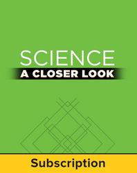 Science, A Closer Look, Grade 4, StudentWorks Plus Online 2011 (6 year subscription without purchase of SE)