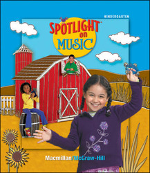 Spotlight on Music, Grade K, Big Book