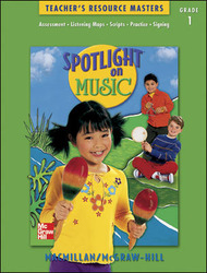 Spotlight on Music, Grade 1, Teacher's Resource Masters