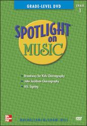 Spotlight on Music, Grade 1, Grade-Level DVD