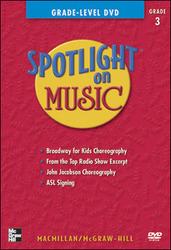 Spotlight on Music, Grade 3, Grade-Level DVD