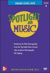Spotlight on Music, Grade 4, Grade-Level DVD