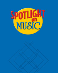 Spotlight on Music, Grade 5, Electronic Listening Maps