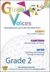 Spotlight on Music, Grade 2, Global Voices DVD