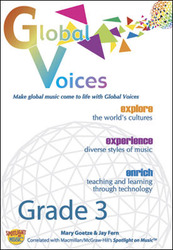 Spotlight on Music, Grade 3, Global Voices DVD