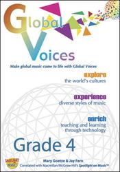 Spotlight on Music, Grade 4, Global Voices DVD