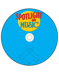 Spotlight on Music, Grade K, TeacherWorks Plus
