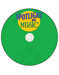 Spotlight on Music, Grade 1, TeacherWorks Plus