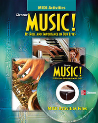 Music Its Role and Importance In Our Lives, MIDI Activities Binder